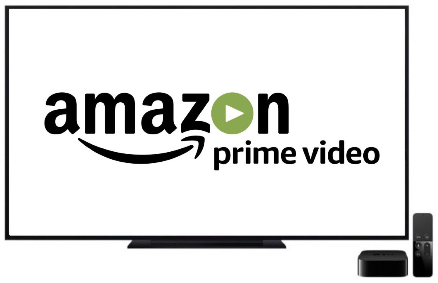 Amazon Prime Video en Apple TV