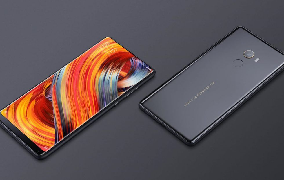 Xiaomi MI MIX 2S, estas son todas sus especificaciones