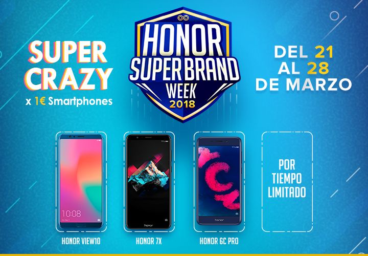 Honor Super Brand Week