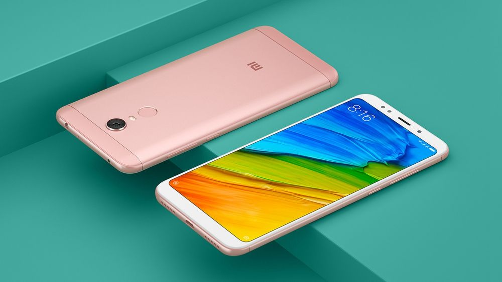 Xaiomi Redmi 5 Plus