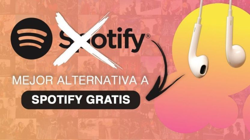 apps gratuitas alternativas a spotify