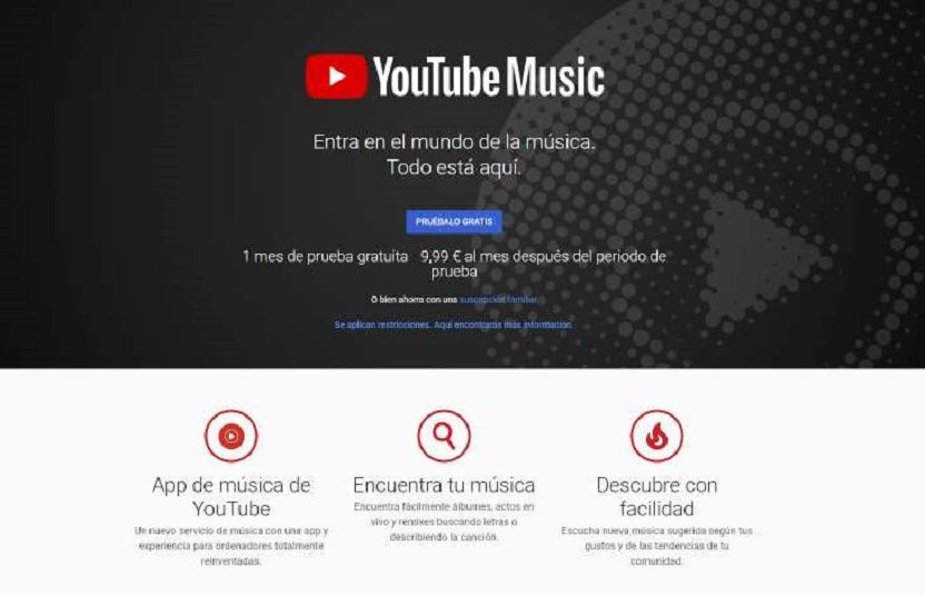 Plan YouTube Music