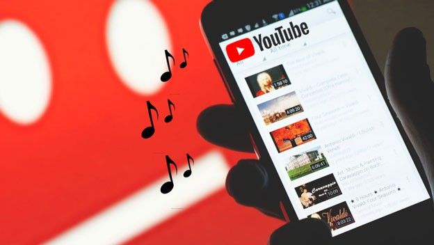 extraer audio de videos de youtube
