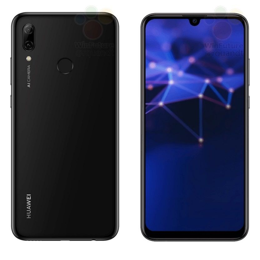 Huawei P Smart 2019 color negro