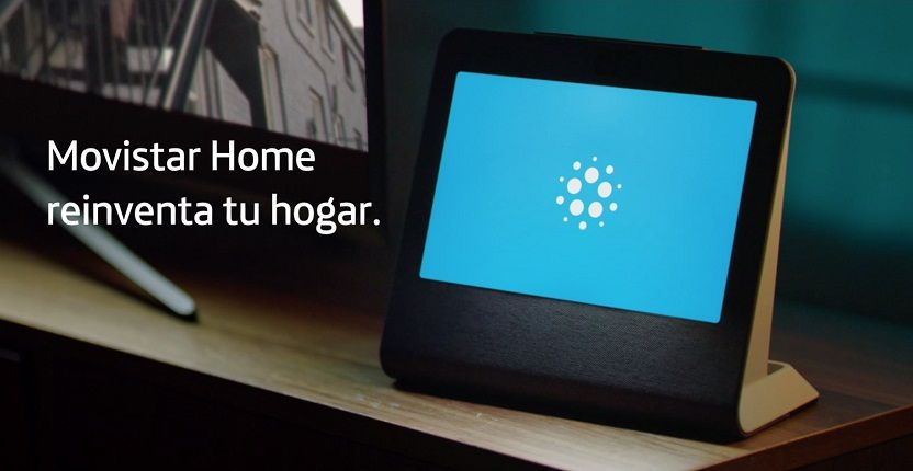 Movistar Home implementa Aura
