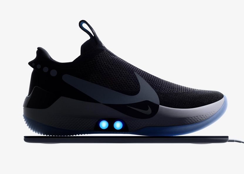 Nike Adapt BB, zapatillas inteligentes