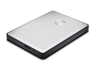 G Technology G Drive Mobile SSD externo