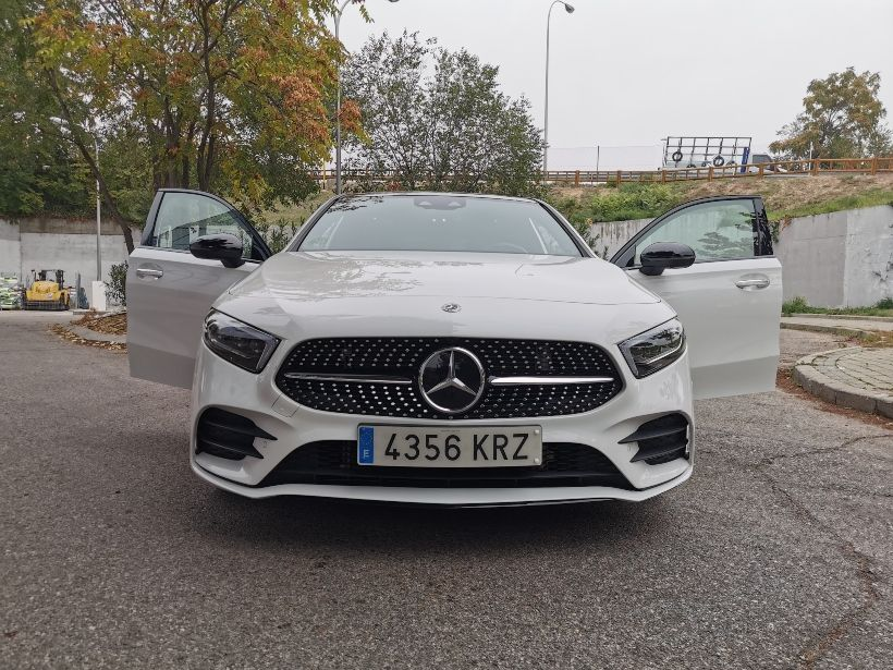 Review Mercedes A250 AMG